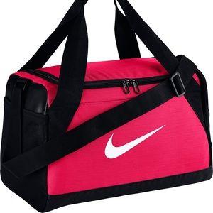 NIKE Brasilia Training Duffel Bag (Xsmall)